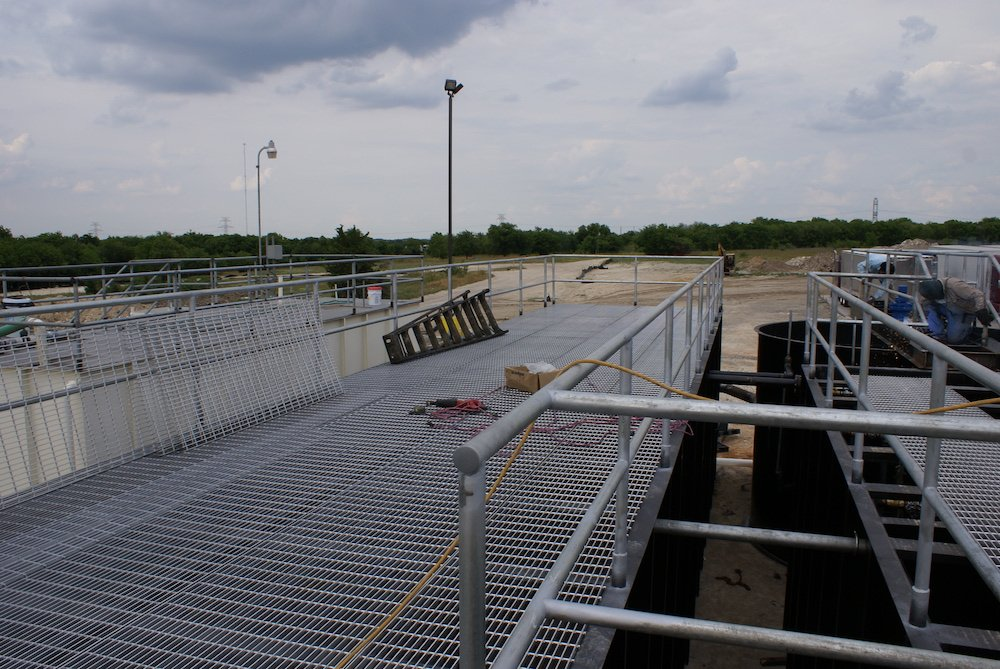 New wastewater treatment plant in Texas