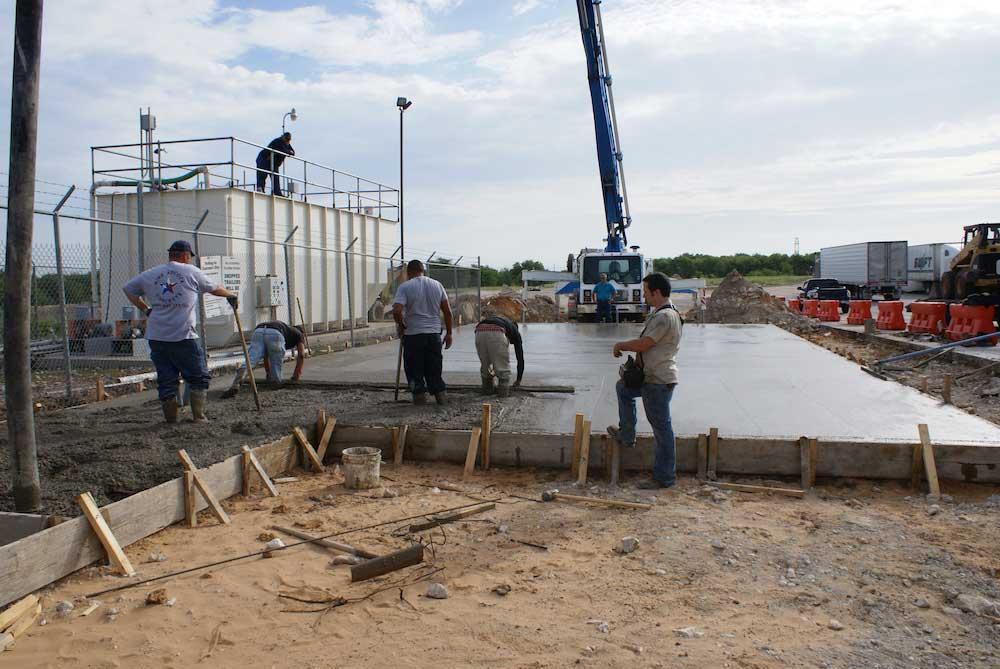 Wastewater_treatment_plant_slab_instillation
